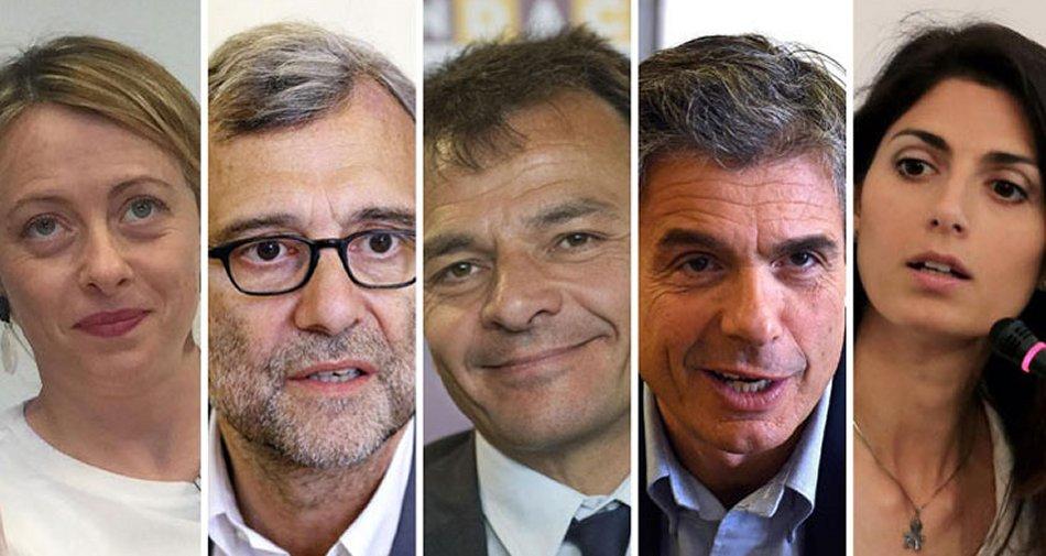 Stasera Sky TG24 HD ospita Confronto tra candidati sindaci al Comune di Roma