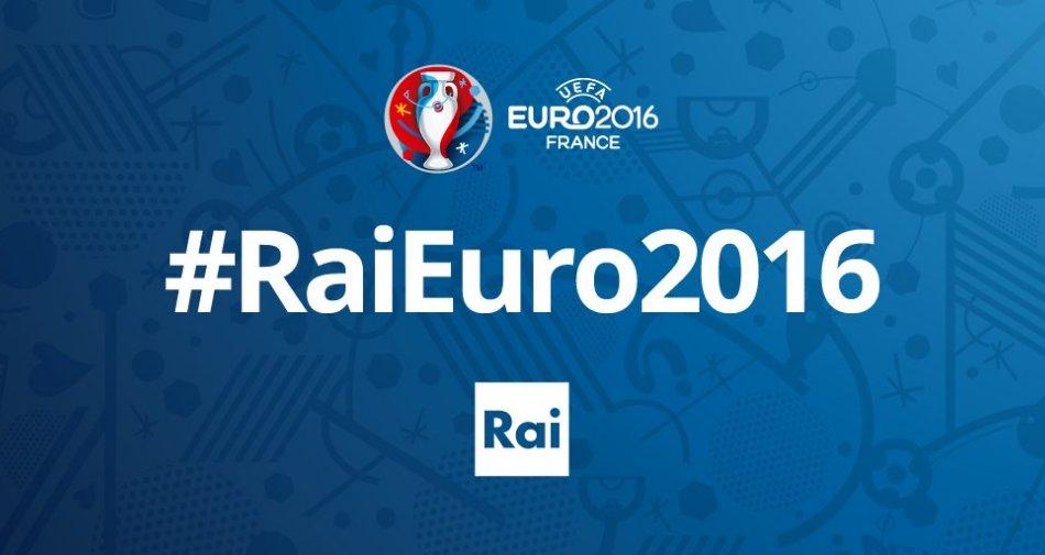 #RaiEuro2016, presentato il palinsesto crossmediale Rai Sport per gli Europei di calcio