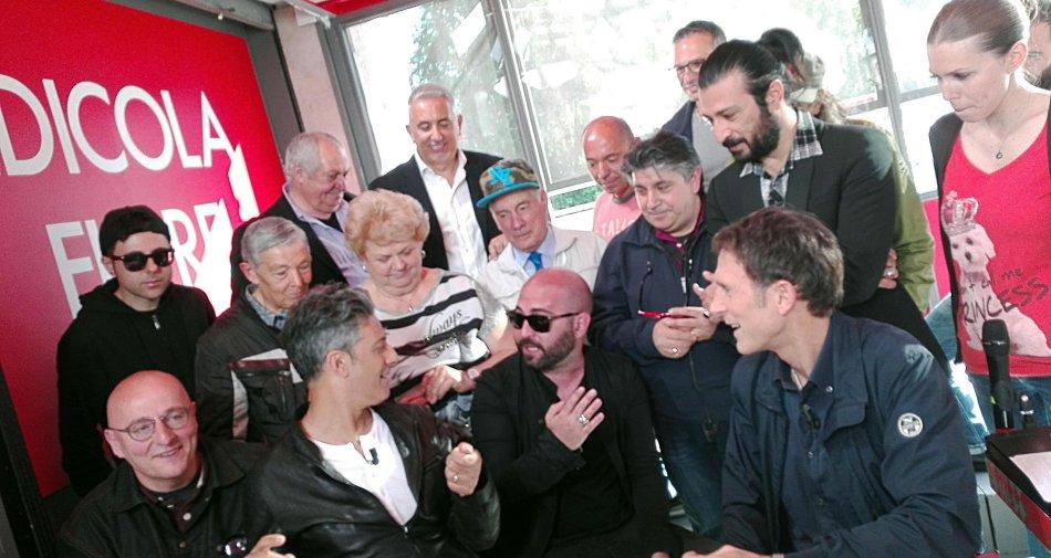 Il morning show di Fiorello su Sky parte tra Comunali Roma e Negramaro
