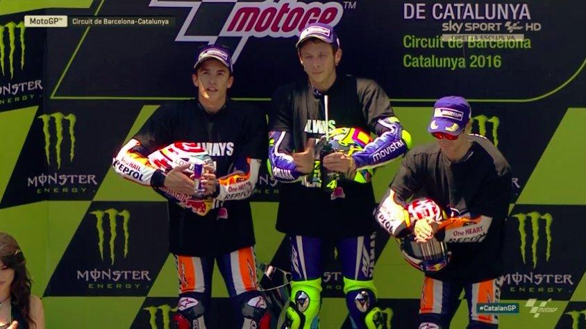 MotoGP DA RECORD: il GP di Catalogna è il più visto della stagione su Sky Sport HD (e Tv8)