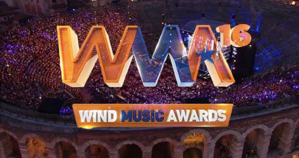 Rai1, due serate da Verona con Wind Music Awards 2016 e tanti ospiti internazionali