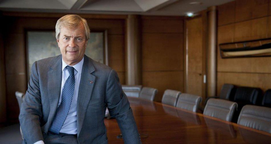 Vivendi e le ambizioni di Bollorè, interesse tutto per Telecom e Mediaset