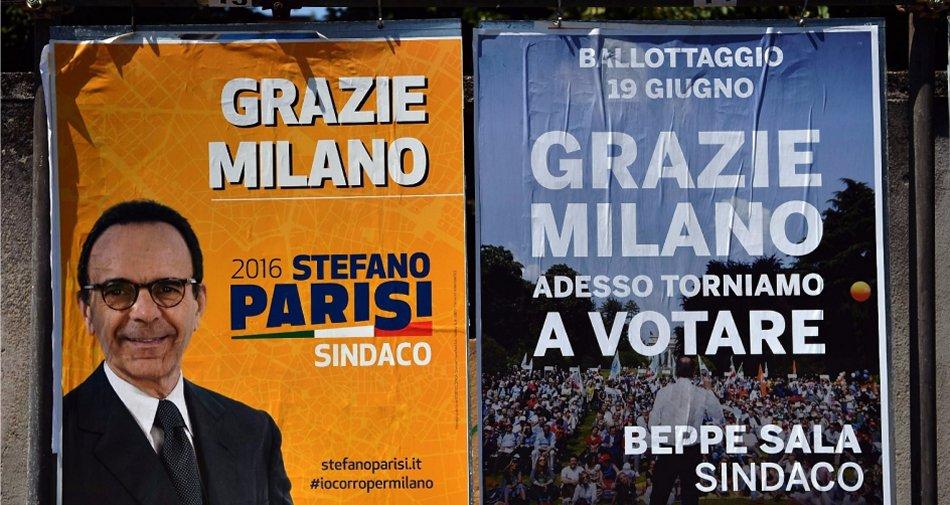 Sky TG24, Confronto tra i candidati Sindaci al Comune di Milano: Parisi vs Sala