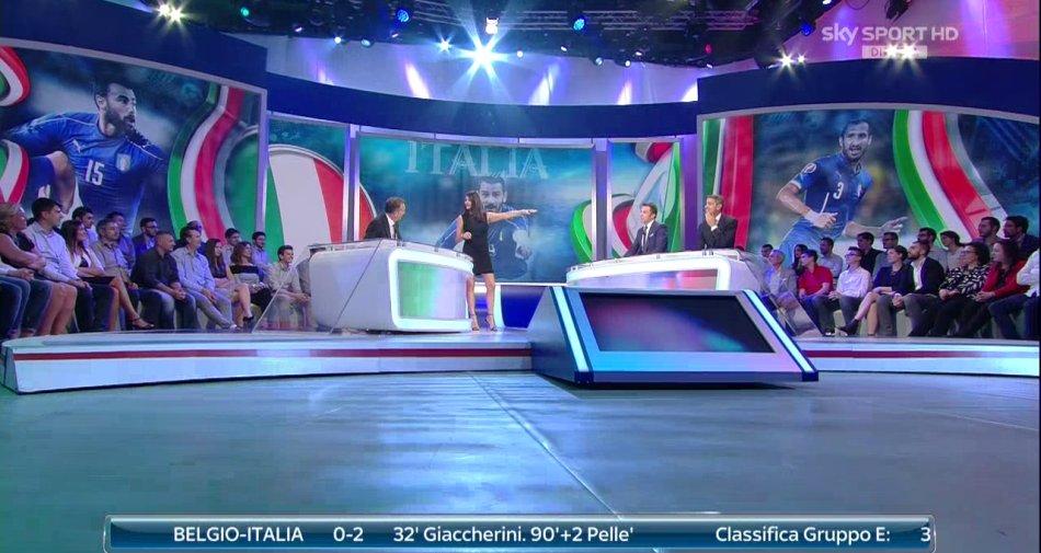 L'Italia di Conte vince anche su Sky Sport: 2,735 mln per l'esordio agli #SkyEuro2016