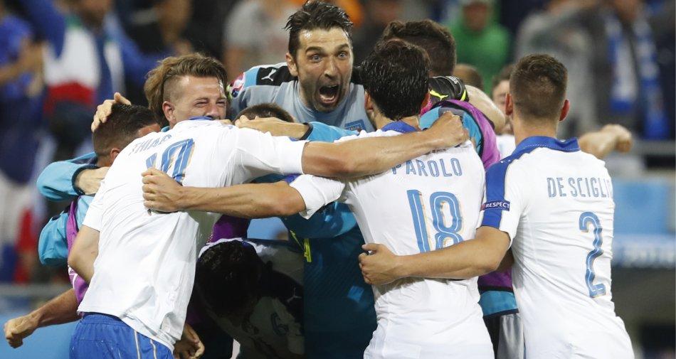 Euro 2016, 19 milioni alla tv per gli azzurri tra Sky e Rai. Torna la passione per la Nazionale.