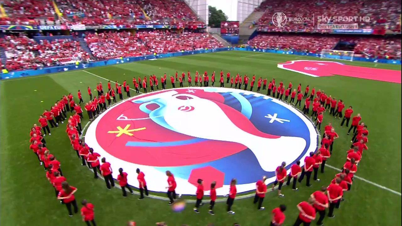 Oltre 1 milione per Francia-Albania su #SkyEuro2016, bene anche le altre di Sky Sport