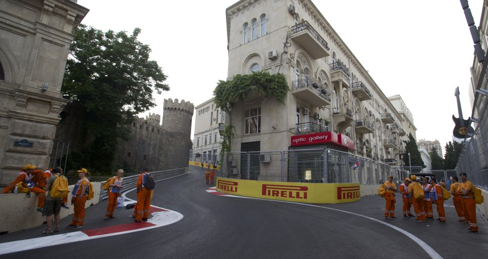 F1 Europa 2016, Prove Libere - Diretta Sky Sport F1 HD e Rai Sport