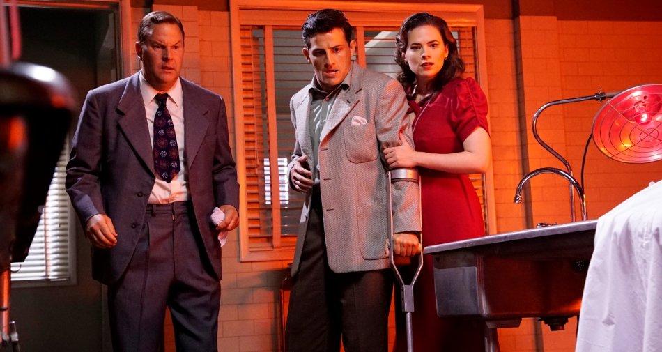 Marvel's Agent Carter 2a stagione ogni giovedì alle 21.10 in esclusiva su Sky Cinema 1