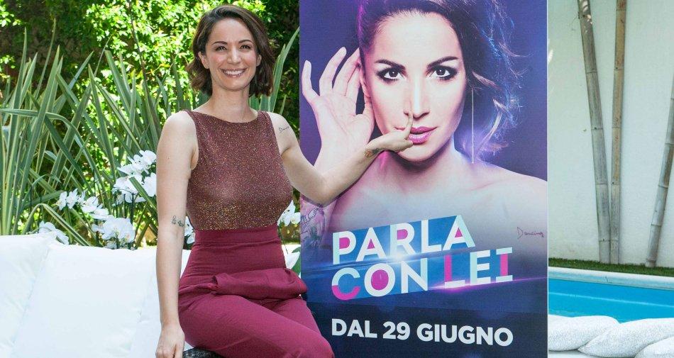 Parla con Lei, fra dating e reality con Andrea Delogu dal 29 Giugno su FoxLife