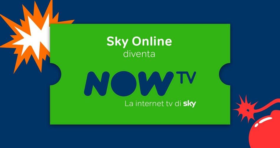 Sky Italia con NOW TV inaugura in Italia le Custom Emoji di Twitter #NowYouCan