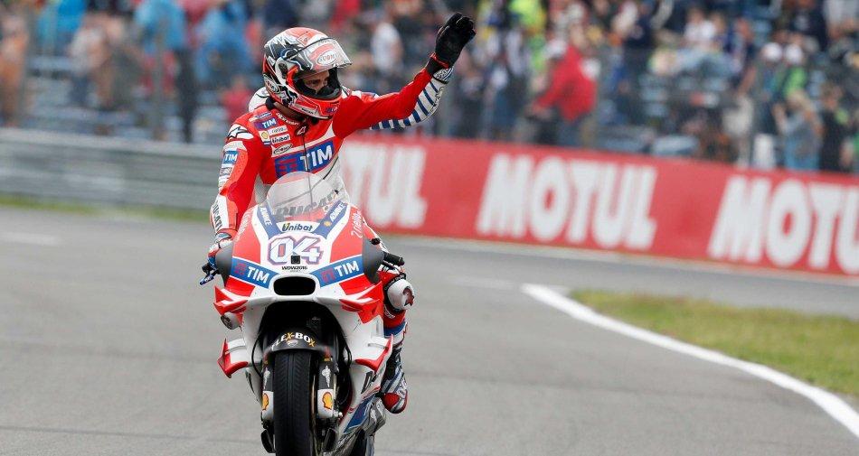 MotoGP Assen 2016, Gara - Diretta esclusiva Sky Sport MotoGP HD. Differita Tv8