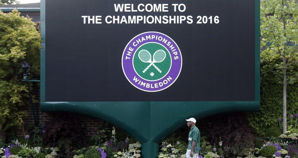 Tennis - Wimbledon 2016, in diretta esclusiva su Sky Sport con 6 canali HD dedicati