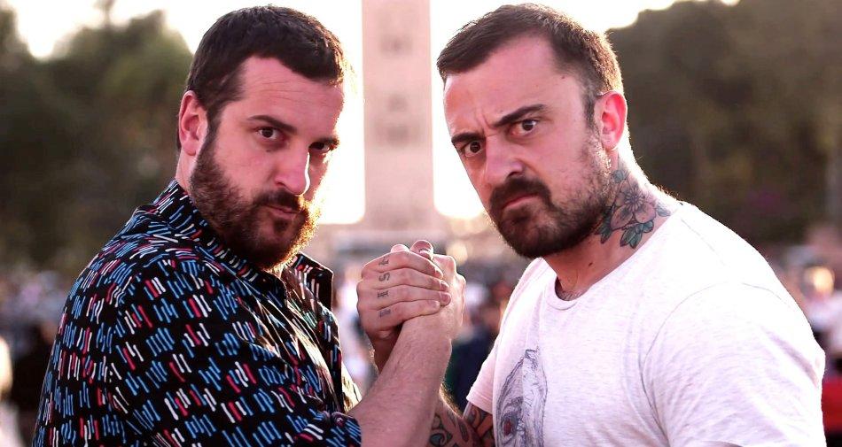 «Il Ricco e il Povero» su NOVE e DMAX con Chef Rubio e Costantino della Gherardesca