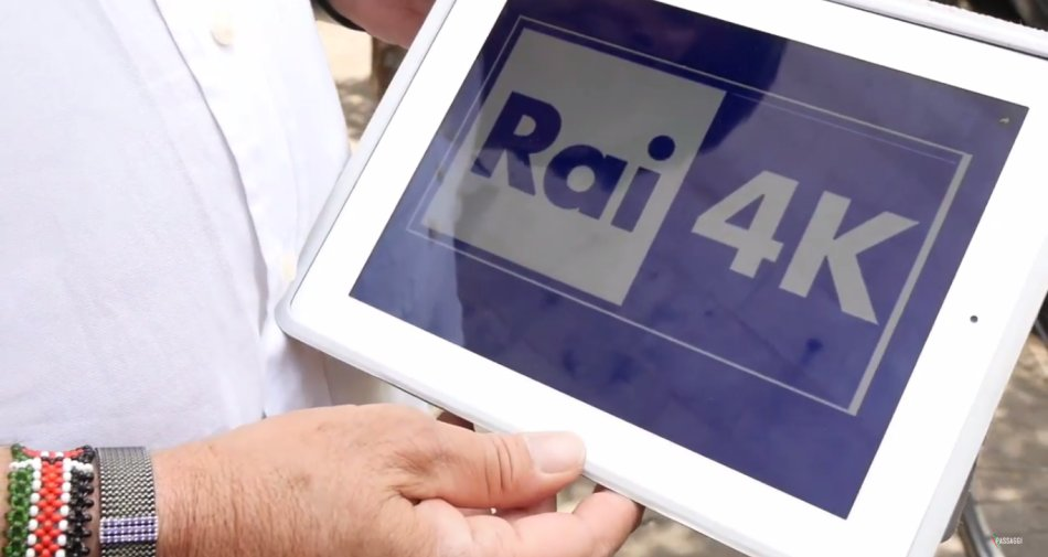 Marco Civoli: «Curiosità per il racconto in Ultra HD su Rai 4K di Euro 2016»