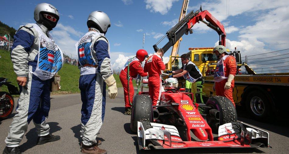 F1 Austria 2016, Qualifiche - Diretta esclusiva Sky Sport 1 HD, Sky Sport F1 HD. Differita Rai 2