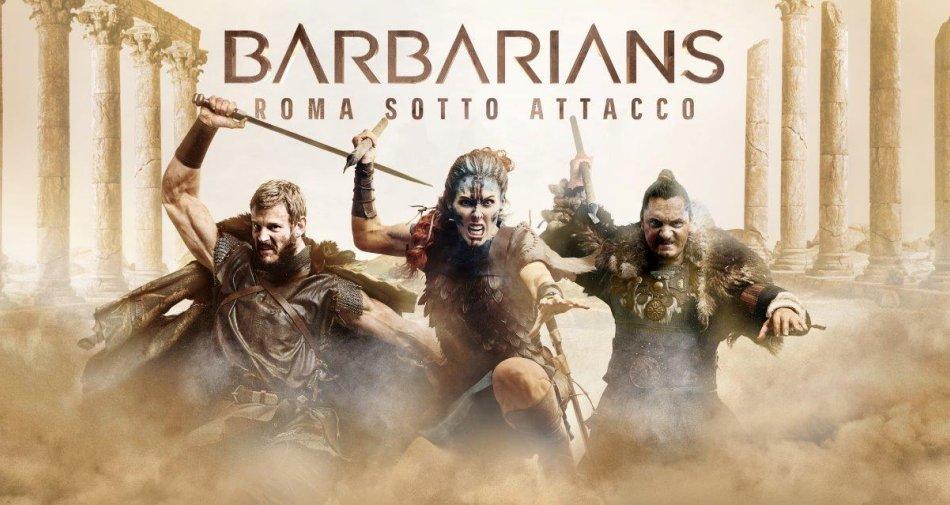 Barbarians - Roma sotto attacco, su History | Sky, la lotta dei barbari contro il dominio di Roma