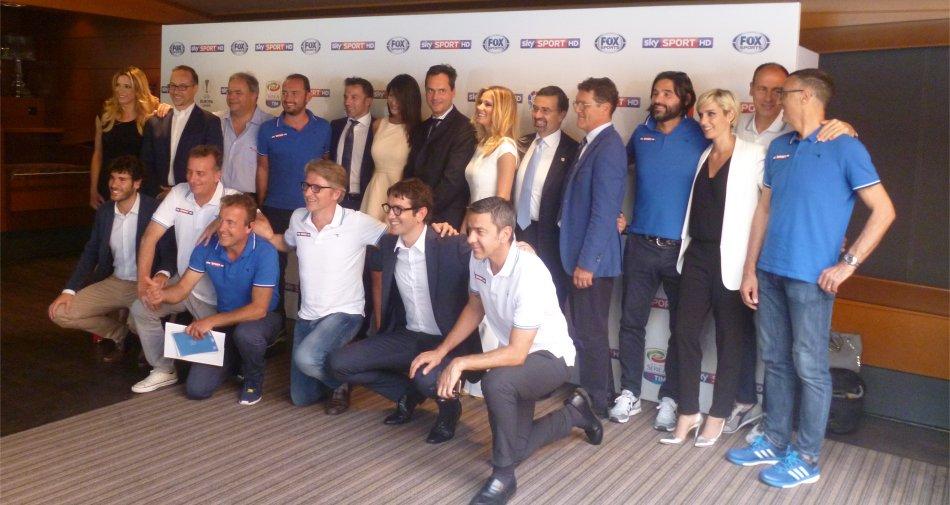 Sky Sport HD presenta la stagione Calcio 2016/2017 - #TotalFootball con oltre 2300 partite in diretta