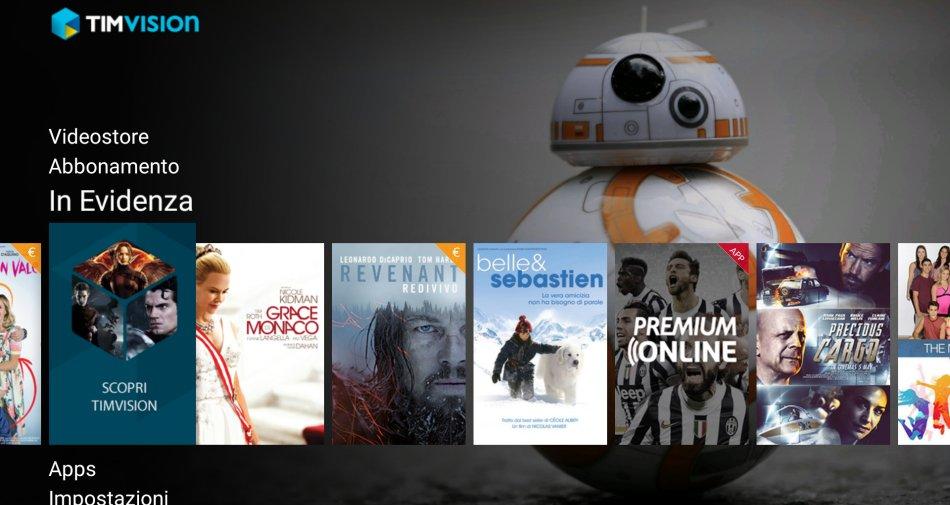 TIM: da oggi disponibile sul mercato italiano il nuovo decoder TIMvision Android TV