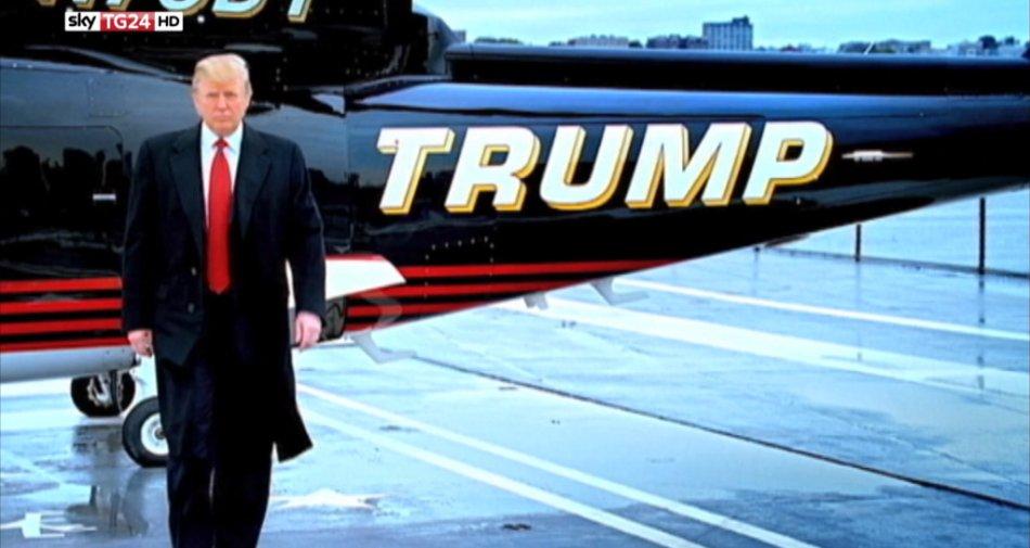 Trump, The Apprentice President la vita e l'ascesa nello speciale di Sky TG24 HD