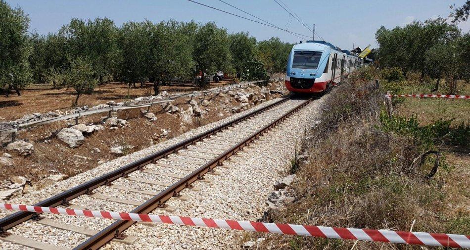 Sul profilo Facebook di Sky TG24 un video 360° dal luogo del disastro ferroviario in Puglia
