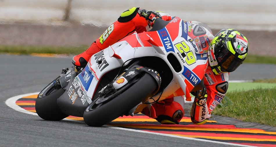 MotoGP Germania 2016, Qualifiche - Diretta esclusiva Sky Sport MotoGP HD e Tv8