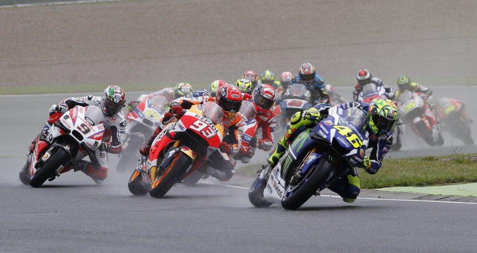 Ascolti MotoGP - 3,582 milioni per il Gp di Germania in diretta Sky Sport e Tv8