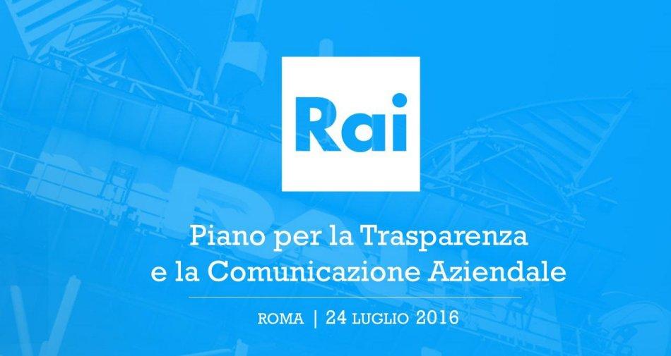 Campo dall'Orto (Rai): «La trasparenza è amica della competenza e sorella dell'innovazione».