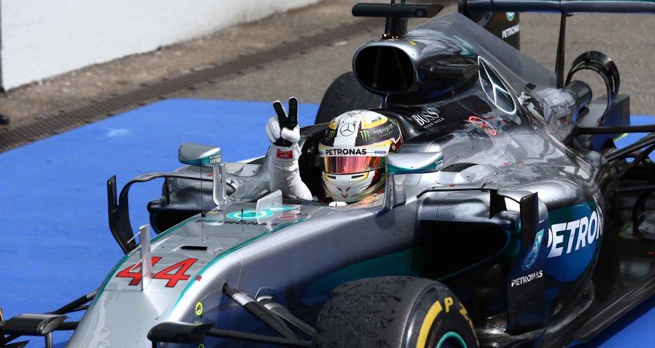 Ascolti F1 Sky - 930 mila spettatori medi per la diretta GP Germania (6,73% share)