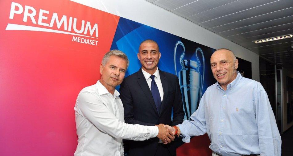 Premium Sport, David Trezeguet entra nel team della Champions League