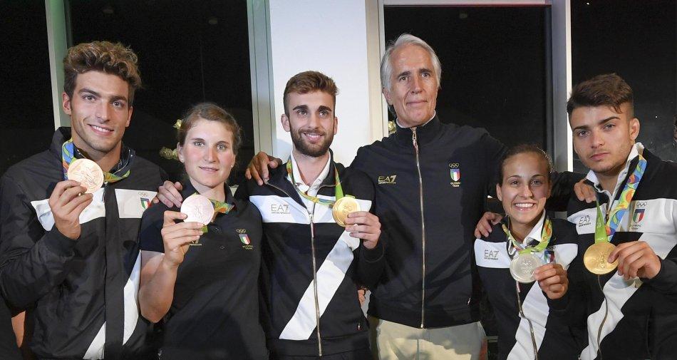 Fabio Basile, medaglia oro a Rio imita i personaggi cult di Gomorra - La Serie