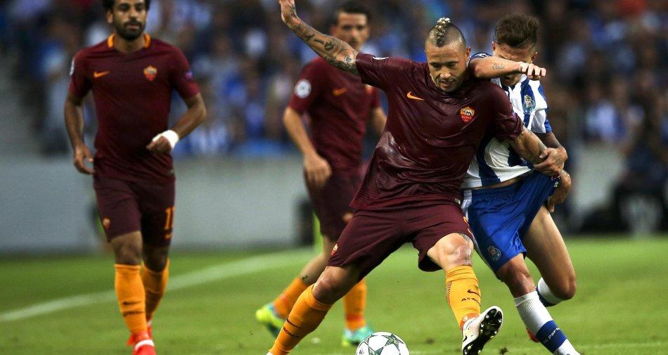 Champions Playoff Ritorno, Roma vs Porto (diretta esclusiva su Premium Sport HD)