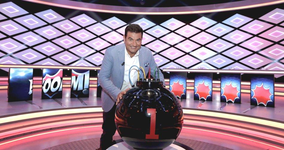 Boom!, Max Giusti conduce su NOVE il game show più esplosivo della tv