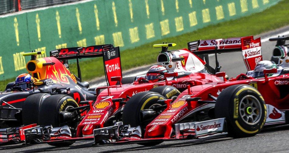 Ascolti F1 Sky - 912 mila spettatori medi per la diretta esclusiva GP Belgio (7,32% share)