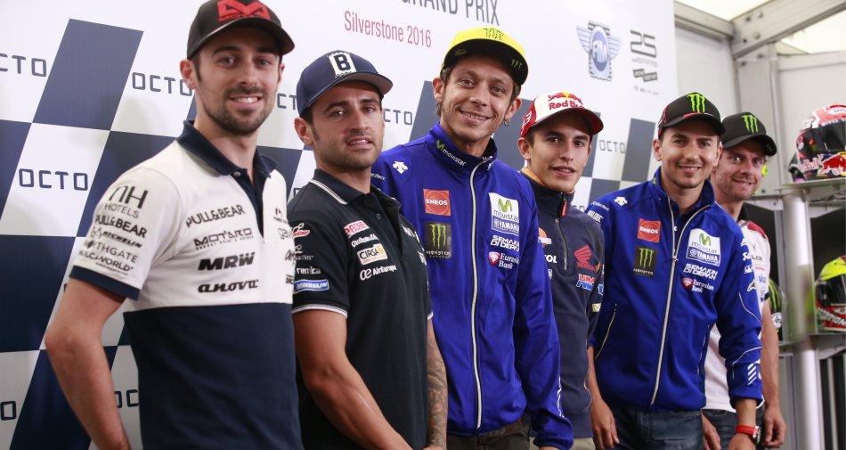 MotoGP Gran Bretagna 2016, Prove Libere - Diretta esclusiva Sky Sport MotoGP HD