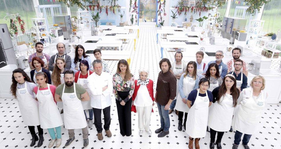La quarta edizione di Bake Off Italia da stasera su Real Time