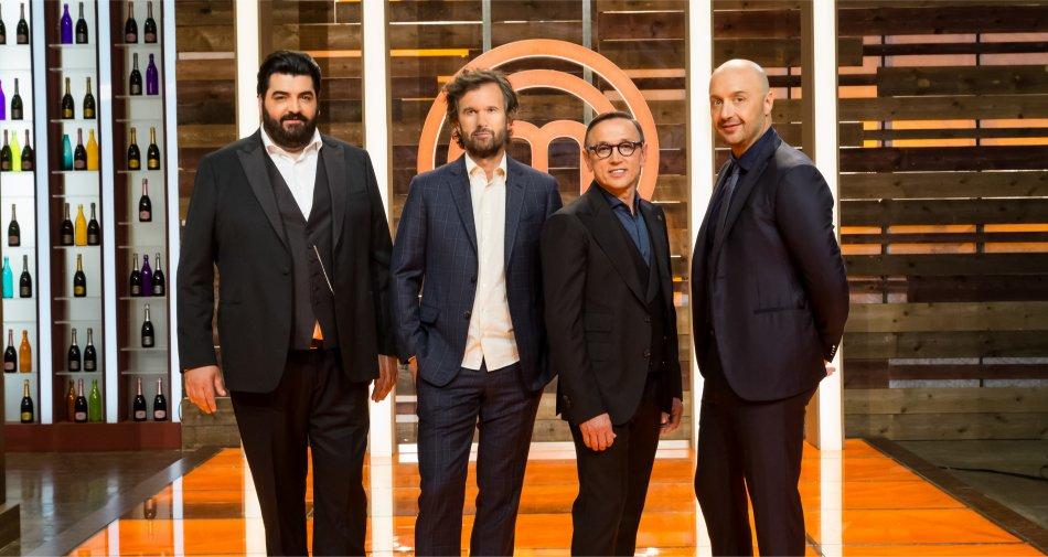 La quinta edizione di MasterChef Italia da stasera in chiaro su Tv8
