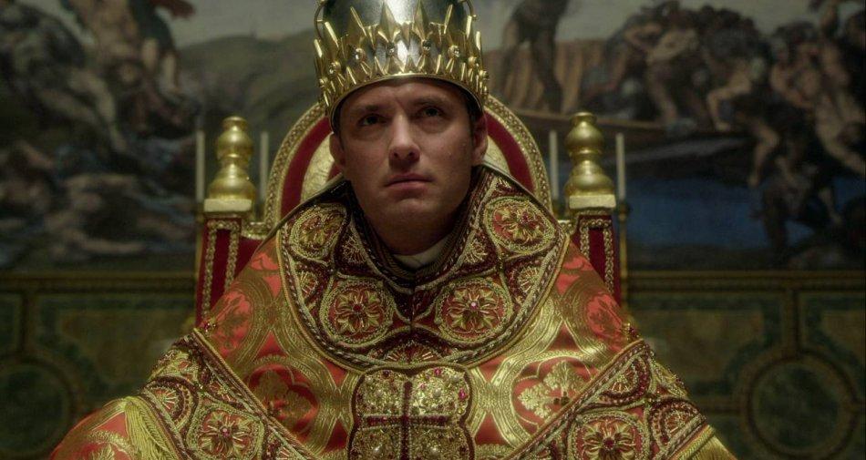 Sky, The Young Pope di Paolo Sorrentino conquista stampa e mercato internazionale