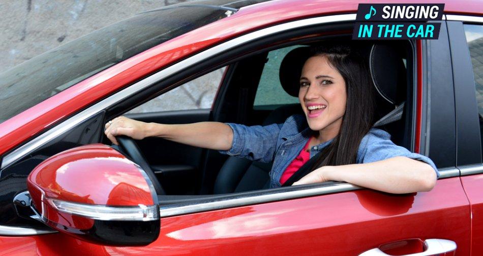 Singing in the Car, su Tv8 il primo game show musicale con Lodovica Comello