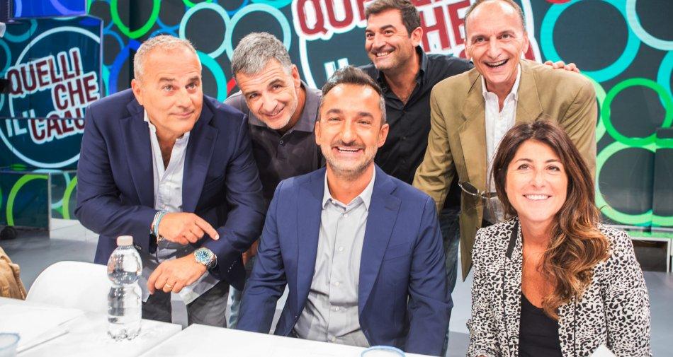 Domenica ritorna Quelli che il Calcio, con Savino e Gialappa's anche Fabio Rovazzi