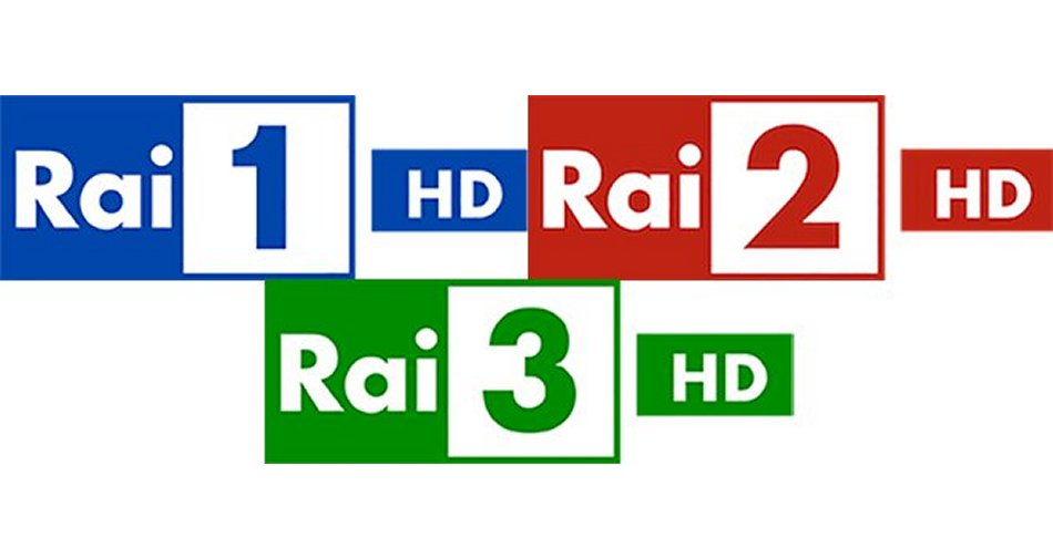 Rai 1 HD, Rai 2 HD, Rai 3 HD dal 19 Settembre anche sul digitale terrestre