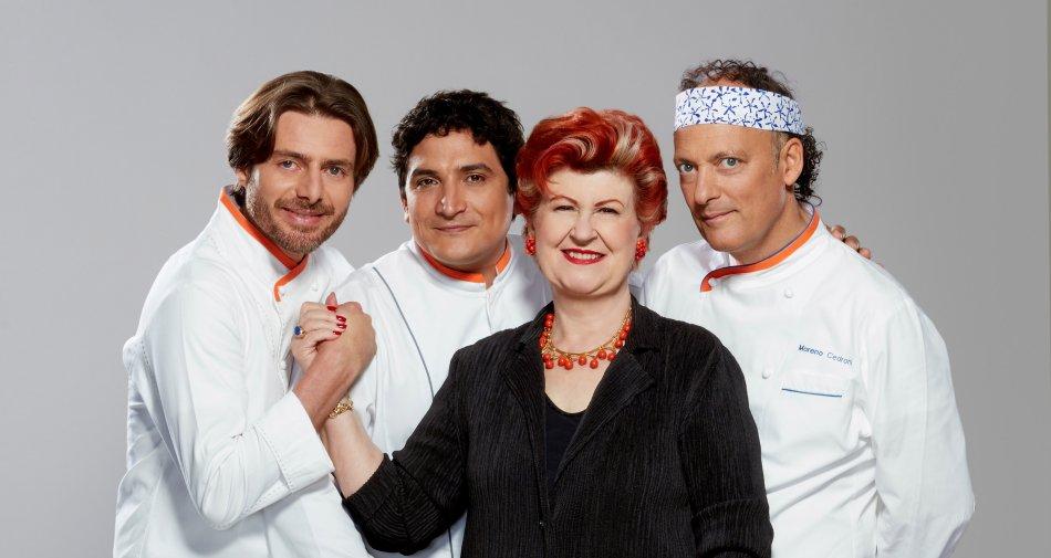 Top Chef, 15 professionisti si sfidano ogni mercoledi su NOVE