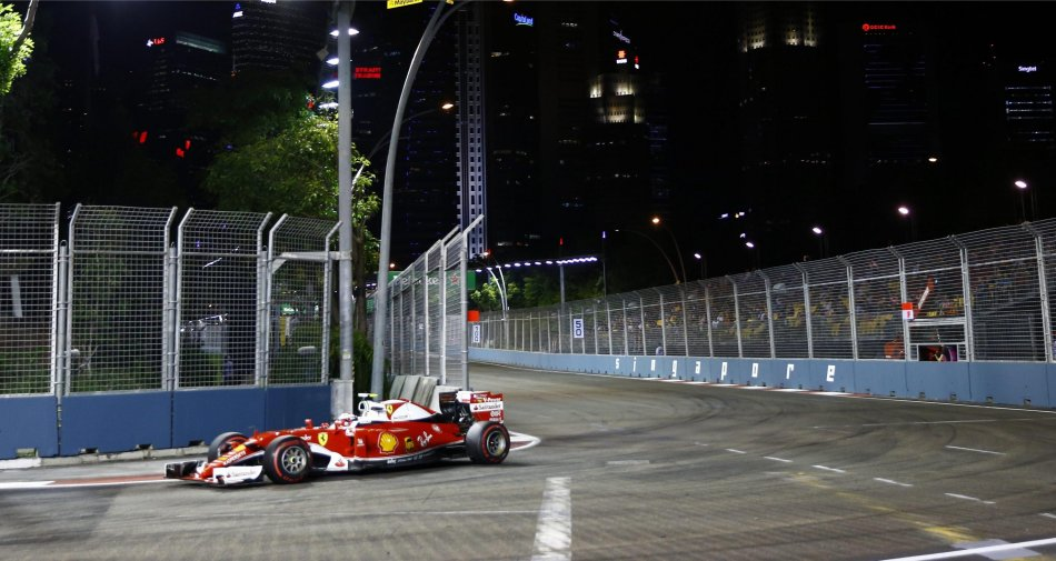 F1 Singapore 2016, Qualifiche - Diretta Sky Sport F1 HD e Rai Sport HD