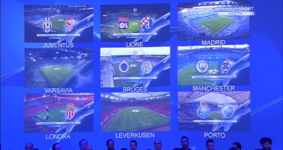 Canale 5, martedi 27 c'è Diretta Champions con le immagini di tutte le partite
