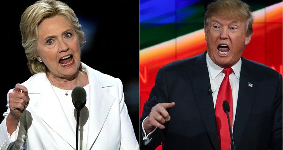 Su SkyTg24 HD in diretta il primo dibattito presidenziale Clinton - Trump