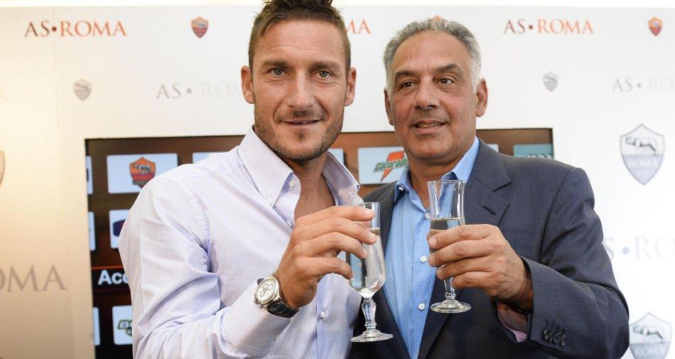 #SkyTottiDay, una programmazione dedicata su Sky Sport ai 40 anni di Francesco Totti