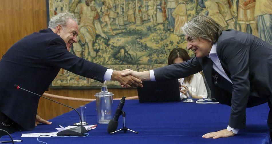 Santoro: «Torno in Rai con 'Italia' un linguaggio nuovo, 4 puntate da mercoledi'»