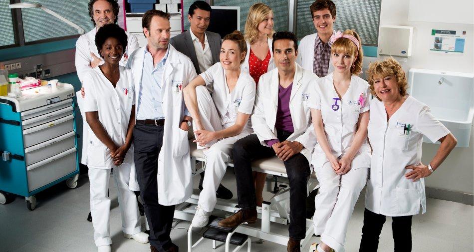 Nina, la Grey's Anatomy alla francese in prima visione su FoxLife