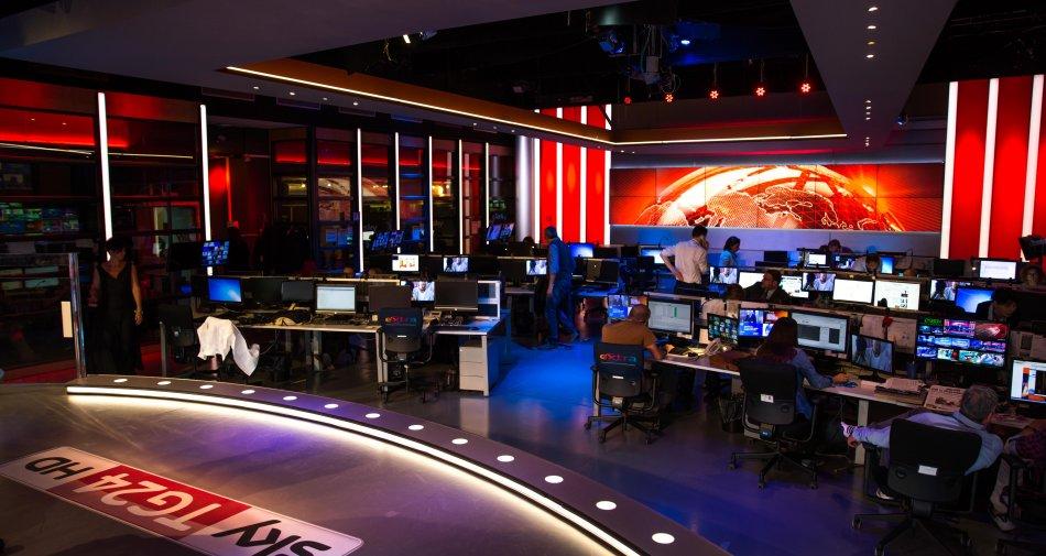 Sky TG24 insieme a La Stampa per raccontare le elezioni Usa 2016