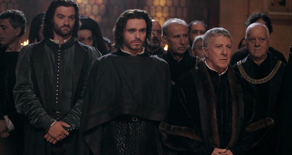 I Medici, la prima fiction della tv italiana trasmessa in Ultra HD su Rai 4K