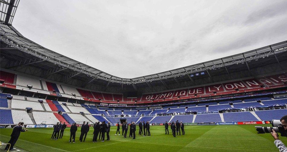 Champions, Lione vs Juventus (diretta Canale 5 HD e Premium Sport HD)